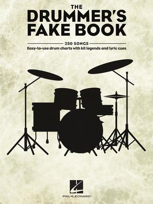 cover image of The Drummer's Fake Book