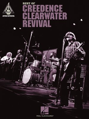 cover image of Best of Creedence Clearwater Revival (Songbook)