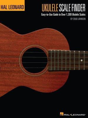 cover image of Ukulele Scale Finder (Music Instruction)
