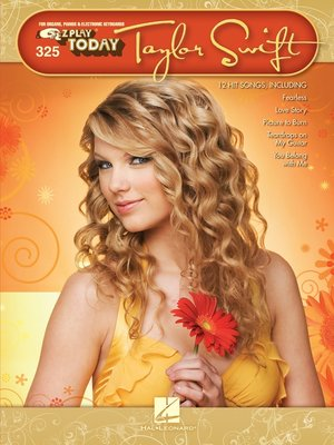 cover image of Taylor Swift (Songbook)