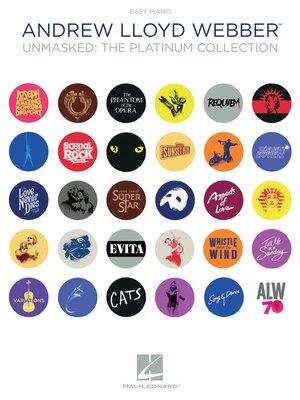 cover image of Andrew Lloyd Webber--Unmasked