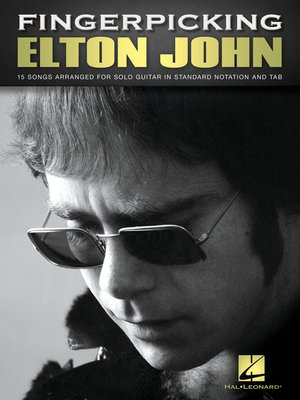 cover image of Fingerpicking Elton John