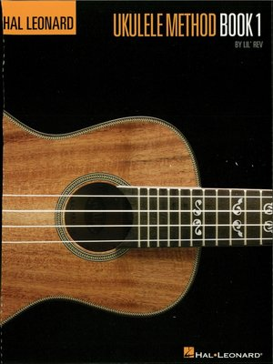 cover image of Hal Leonard Ukulele Method Book 1 (Music Instruction)