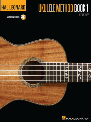 cover image of Hal Leonard Ukulele Method Book 1