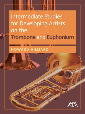 cover image of Intermediate Studies for Developing Artists on Trombone/Euphonium