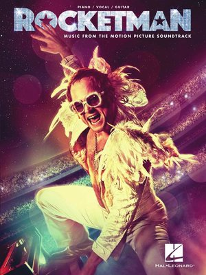 cover image of Rocketman Songbook