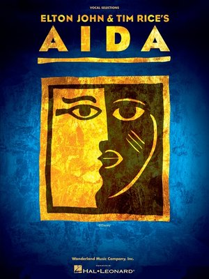 cover image of Aida (Songbook)