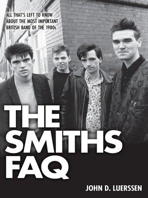 cover image of The Smiths FAQ