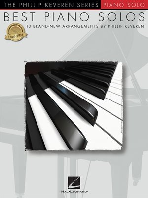 cover image of Best Piano Solos (Songbook)