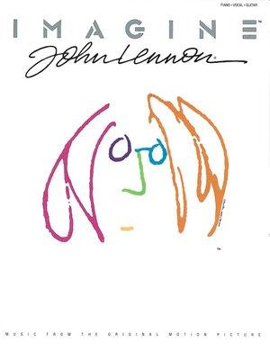 cover image of John Lennon--Imagine Songbook