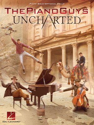 cover image of The Piano Guys--Uncharted Songbook