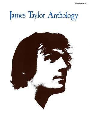 cover image of James Taylor--Anthology Songbook
