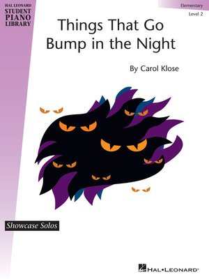 cover image of Things That Go Bump in the Night