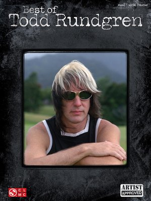 cover image of Best of Todd Rundgren Songbook