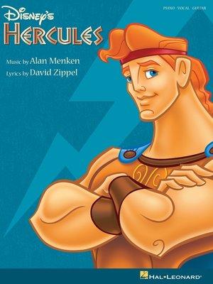 cover image of Hercules (Songbook)