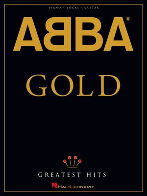 cover image of ABBA--Gold