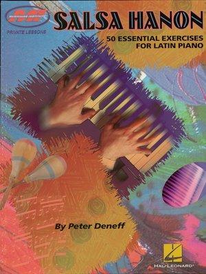 cover image of Salsa Hanon (Music Instruction)