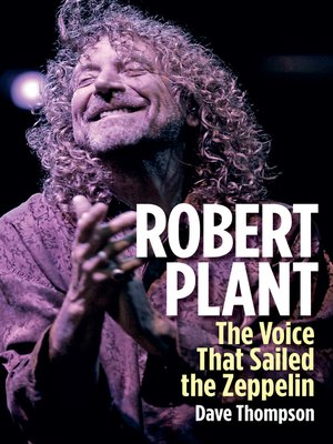 cover image of Robert Plant