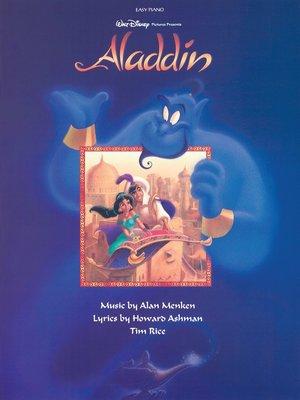 cover image of Aladdin (Songbook)