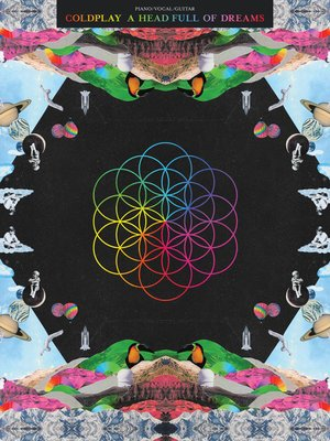 cover image of Coldplay--A Head Full of Dreams Songbook
