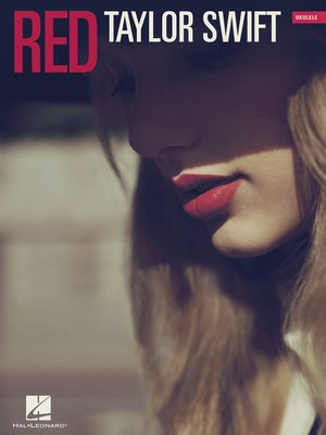 cover image of Taylor Swift--Red Songbook