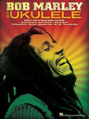 cover image of Bob Marley for Ukulele
