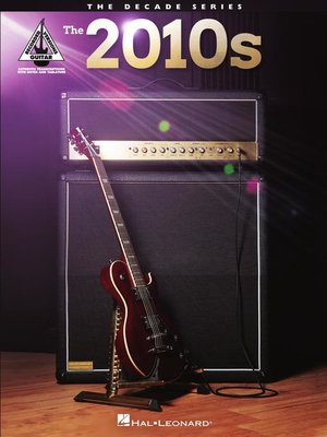 cover image of The 2010s for Guitar