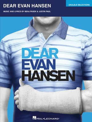 cover image of Dear Evan Hansen