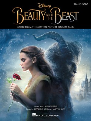 cover image of Beauty and the Beast--Piano Solo