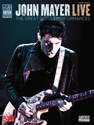 cover image of John Mayer Live (Songbook)
