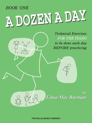 cover image of A Dozen a Day Book 1