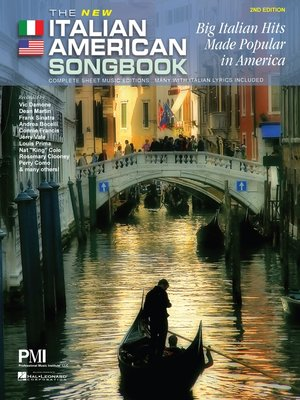 cover image of The New Italian American Songbook