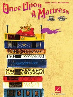 cover image of Once Upon a Mattress (Songbook)