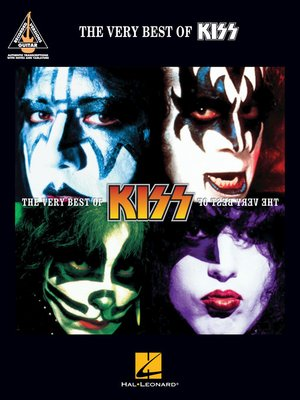 cover image of The Very Best of Kiss Songbook
