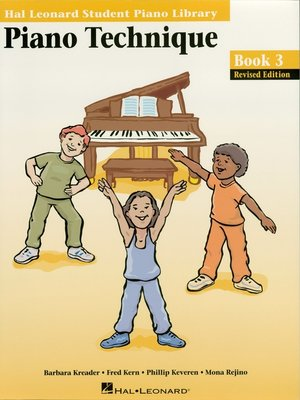 cover image of Piano Technique Book 3 (Music Instruction)