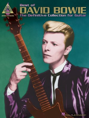 cover image of Best of David Bowie Songbook