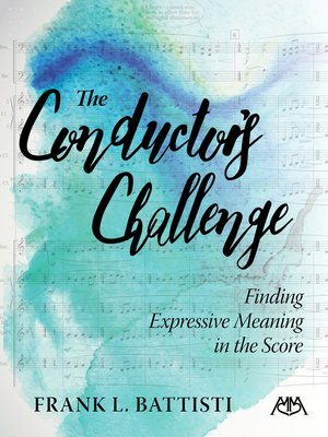 cover image of The Conductor's Challenge