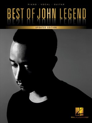 cover image of Best of John Legend--Updated Edition