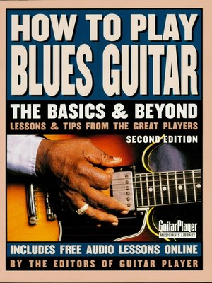 cover image of How to Play Blues Guitar