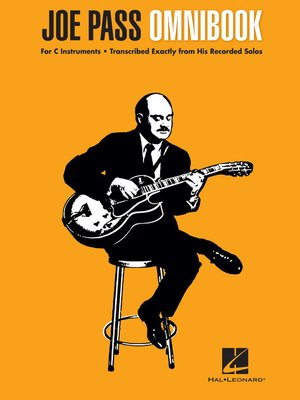 cover image of Joe Pass Omnibook