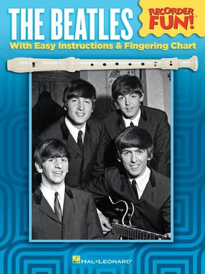 cover image of The Beatles--Recorder Fun!