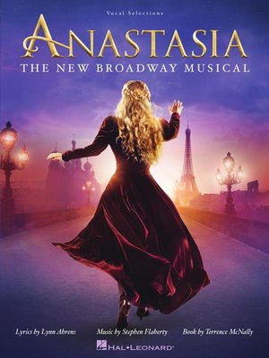 cover image of Anastasia Songbook