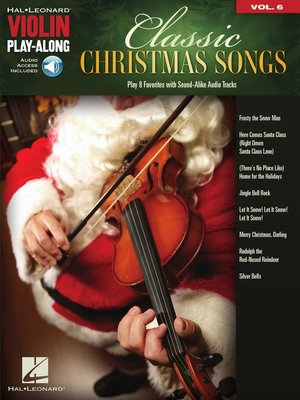 cover image of Classic Christmas Songs