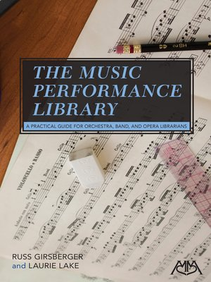 cover image of The Music Performance Library
