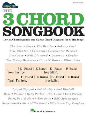 cover image of The 3-Chord Songbook
