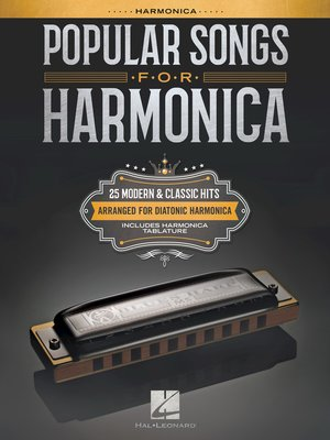 cover image of Popular Songs for Harmonica