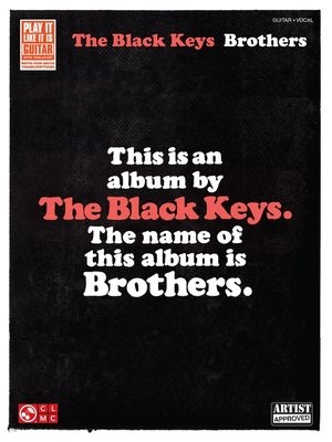 cover image of The Black Keys--Brothers (Songbook)