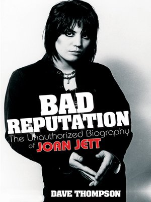 cover image of Bad Reputation