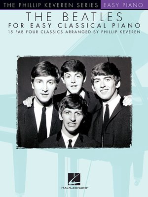 cover image of The Beatles for Easy Classical Piano