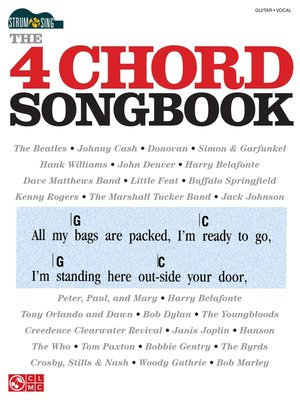 cover image of The 4 Chord Songbook